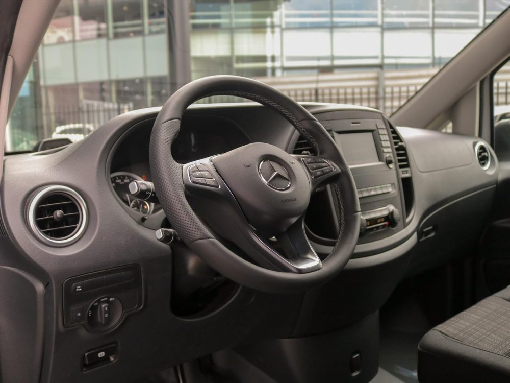 mercedes vito operational lease