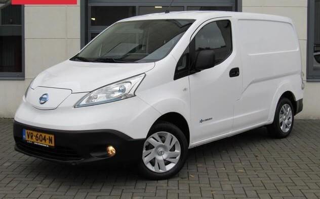 Nissan ENV200 elektrisch leasen