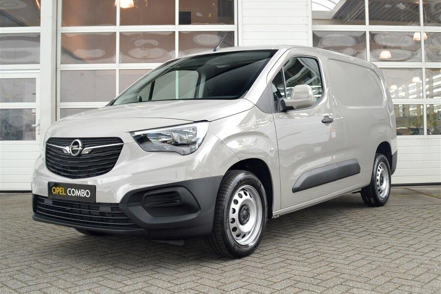 Opel bestelwagen leasen