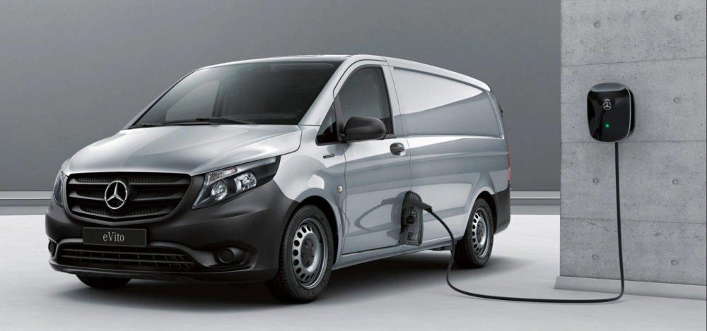 elektrische bestelwagens 2021