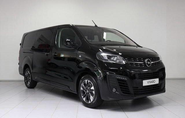 Opel Vivaro bus leasen