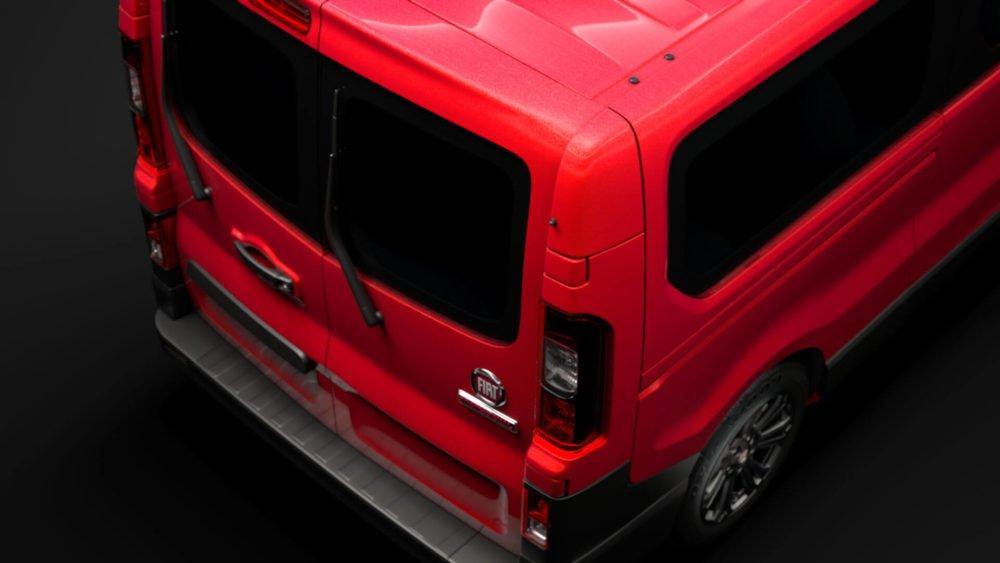 Fiat Talento bedrijfswagen leasen