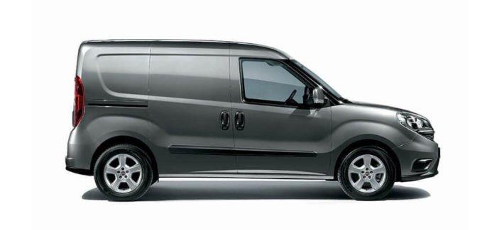 Fiat Doblo compacte bedrijfswagen