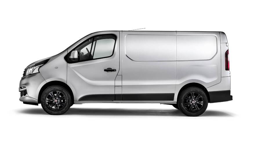 Fiat Talento bedrijfswagen lease