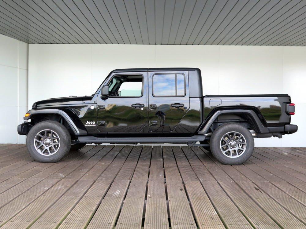 Jeep bedrijfswagen leasen