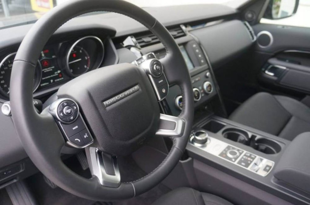 Land Rover grijskenteken operational lease