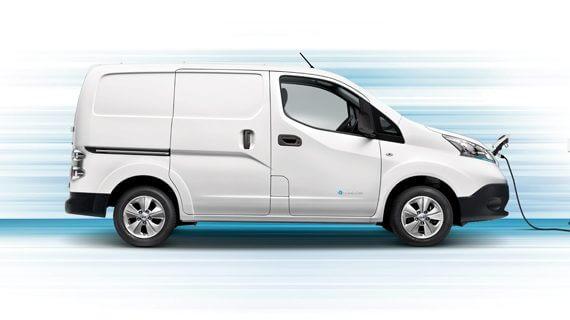 Nissan bestelbus leasen