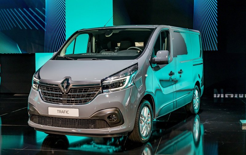 Renault Trafic operational leasen