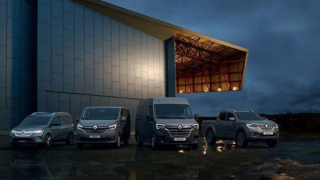 Renault bedrijfswagen leasen