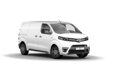 toyota proace cool comfort worker leasen