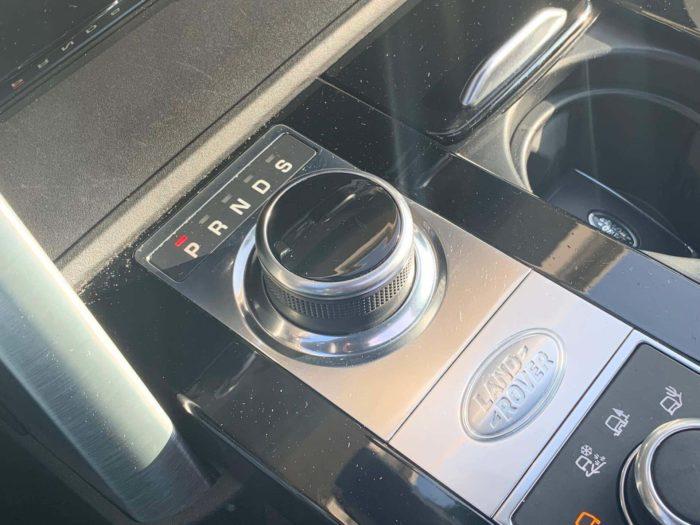 Land Rover bedrijfswagen leasen