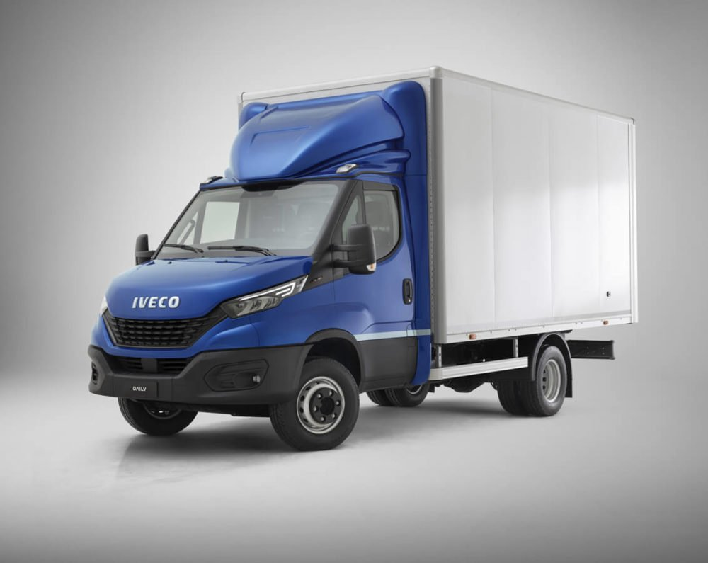 iveco daily L4 leasen