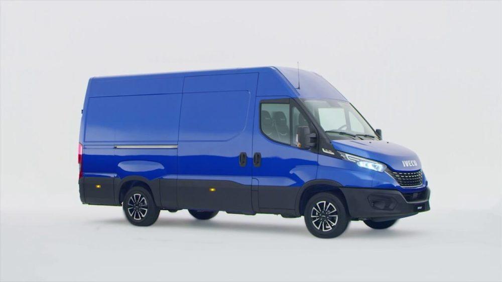 laadvermogen 1500kg bestelwagen