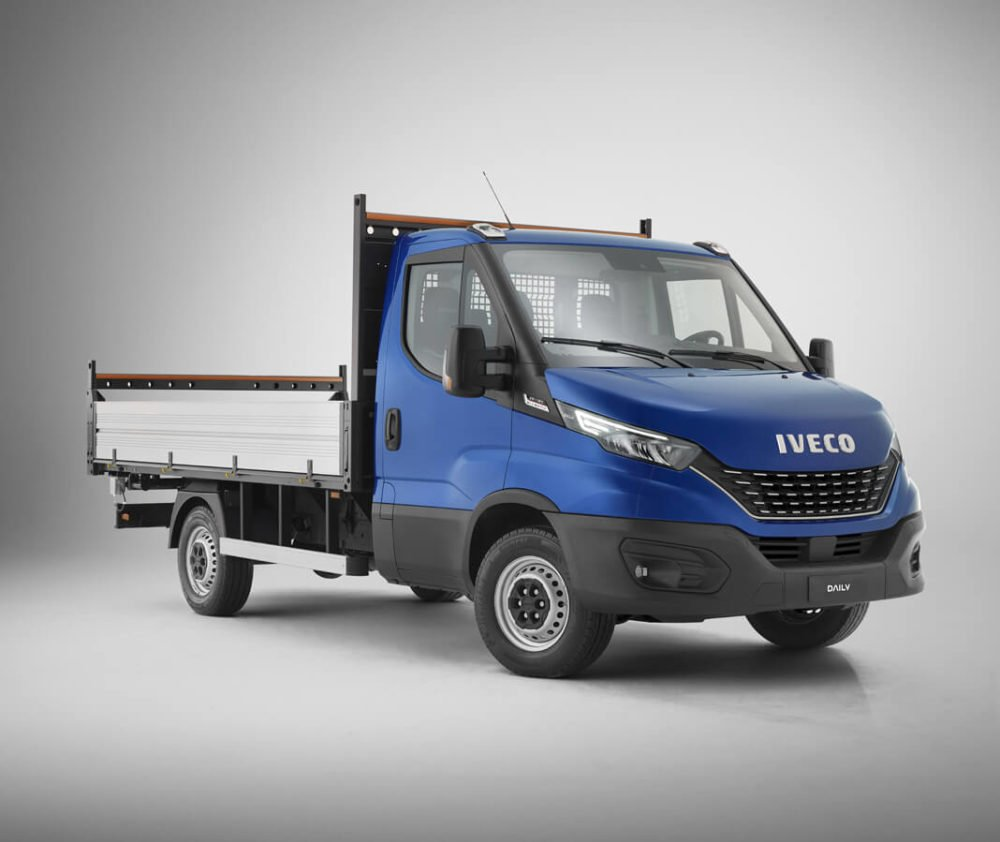Iveco daily operationele leasen