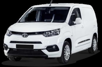Toyota bus leasen