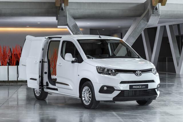 Toyota bedrijfswagen leasen