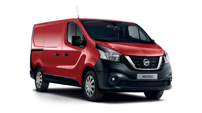 Nissan NV300 leaseprijs