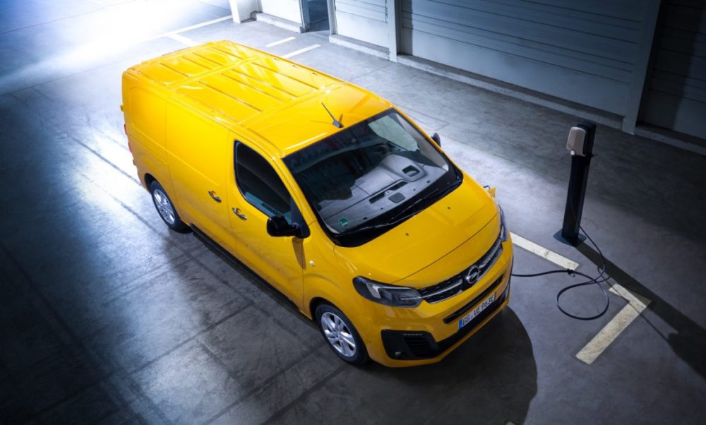 opel vivaro-e- elektrisch operational leasen