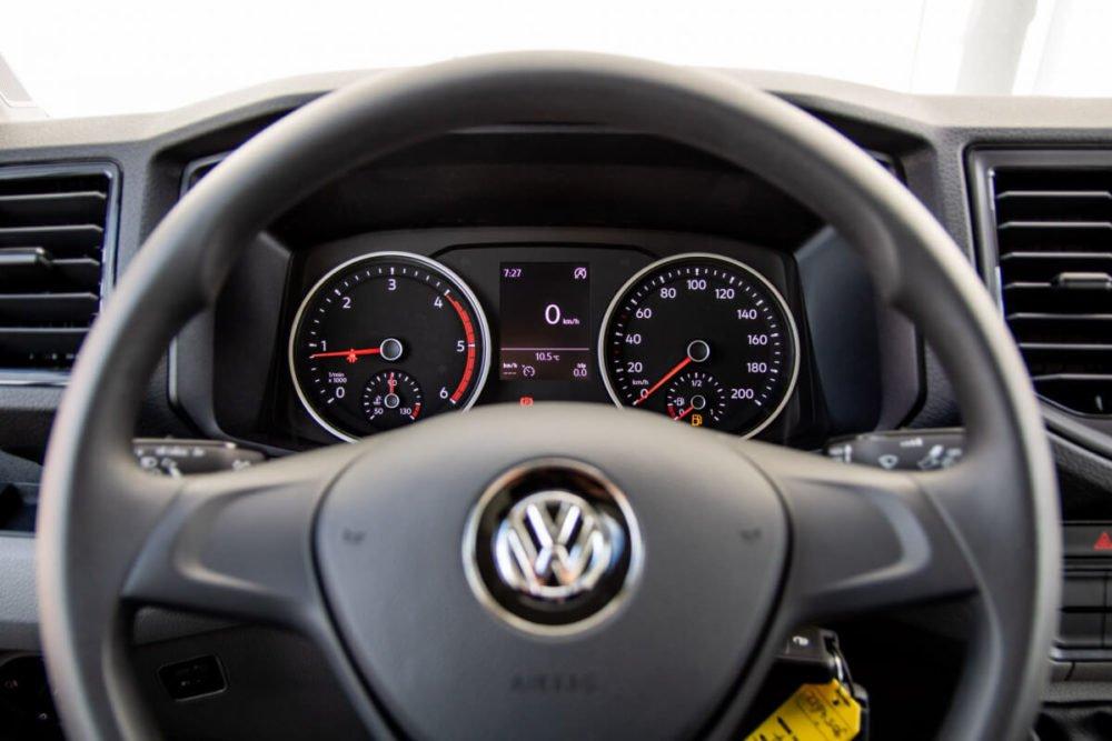 Volkswagen Crafter chassiscabine leaseprijs