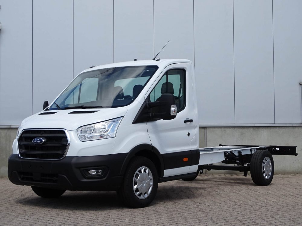 Ford Transit bakwagen leasen