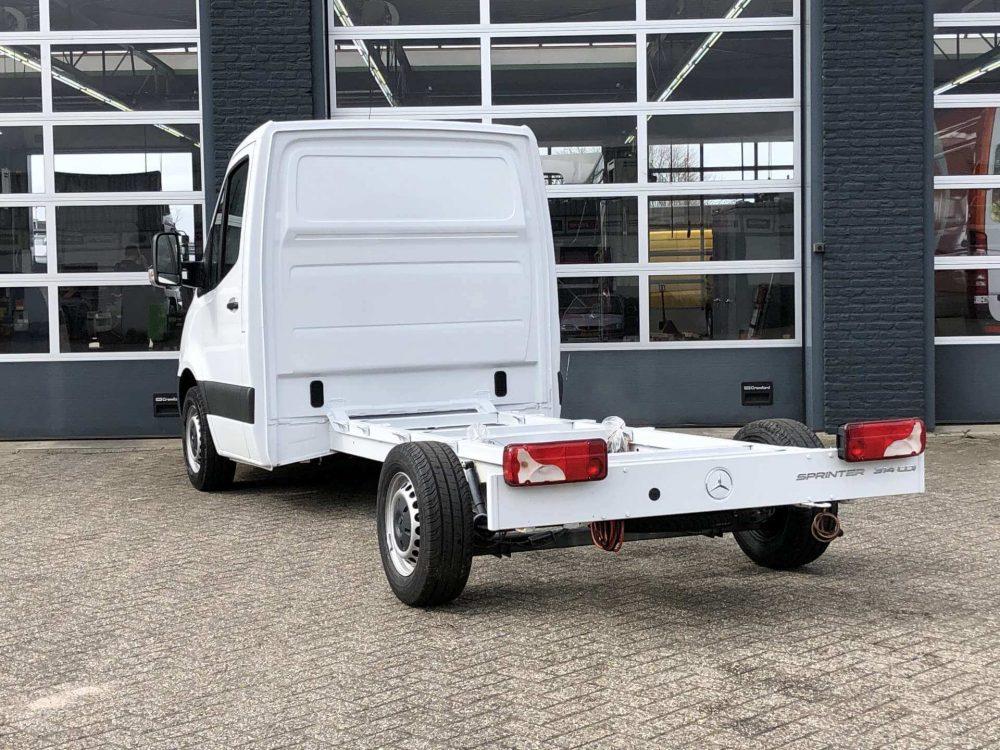 mercedes-benz sprinter bakwagen leasen