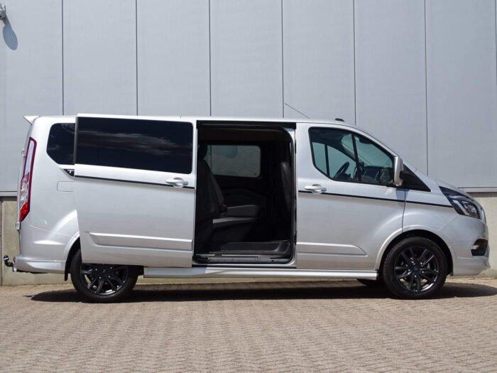 ford custom dubbel cabine leasen