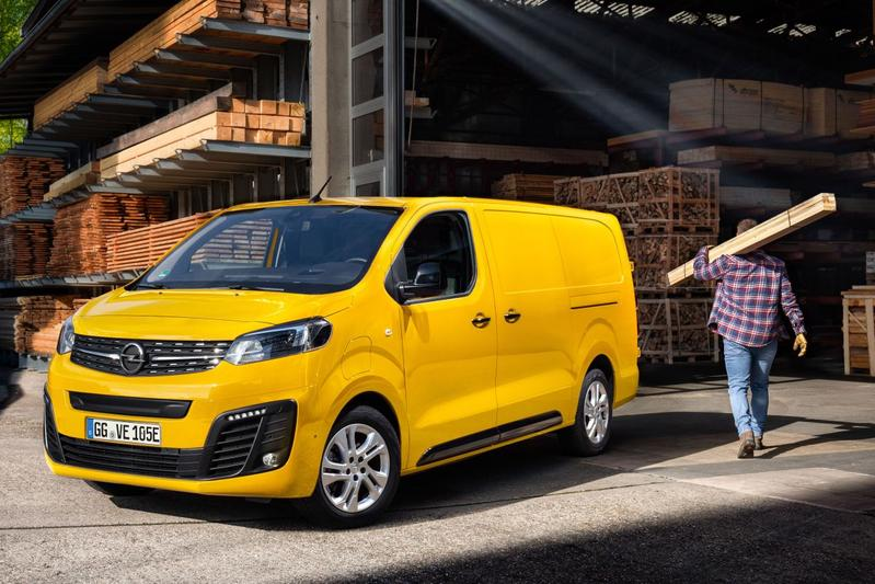 Opel Vivaro-E subsidie
