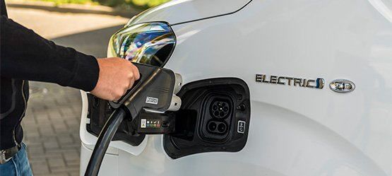 toyota proace-electric opladen