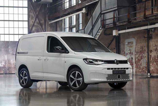 Bedrijfswagen leasen Volkswagen Caddy