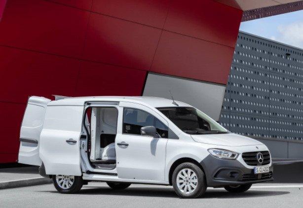2022 Mercedes-Benz E-citan leasen