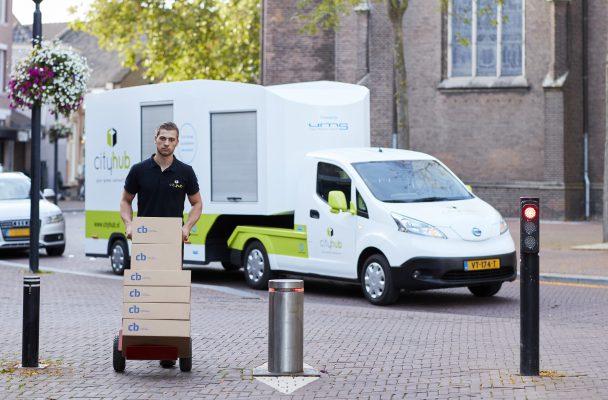 emissie elektrische bedrijfswagen