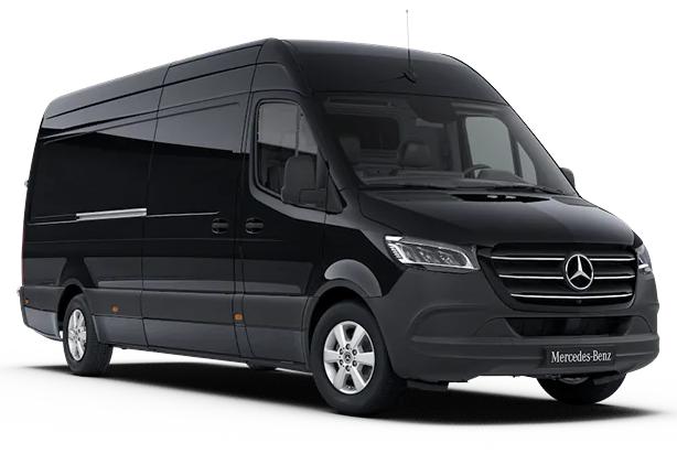 mercedes sprinter operational lease