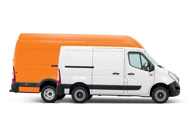 Renault Bedrijfsauto leasen