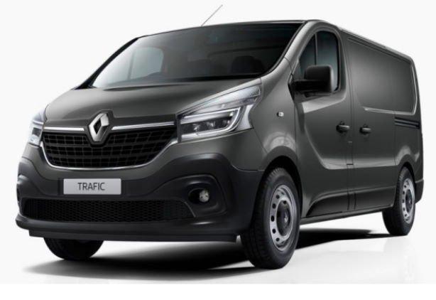 Renault bestelbus leasen