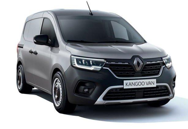 Renault Bestelwagen leasen