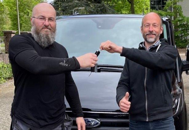 Bedrijfswagen leasen aflevering uit voorraad
