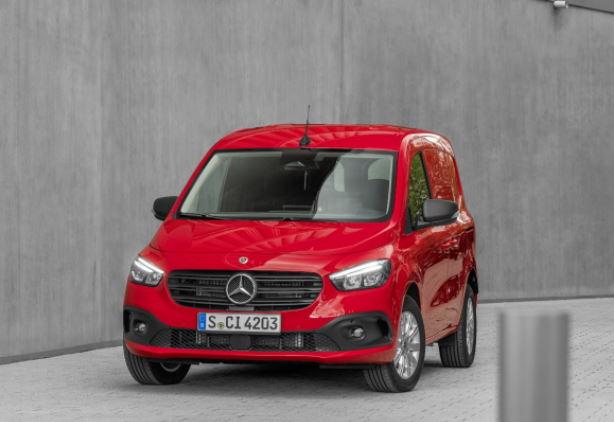 Mercedes-Benz Citan 2022 leasen
