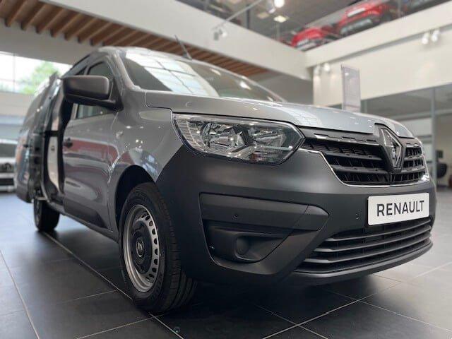 Renault Express financial lease voorraad