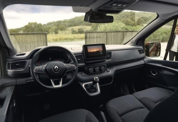 Renault Trafic 2022 leasen